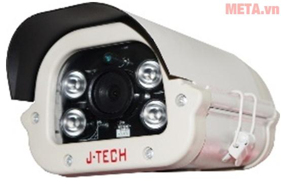 Camera J-Tech SHD5119E có độ phân giải 5.0 cho hình ảnh sắc nét, chuẩn HD