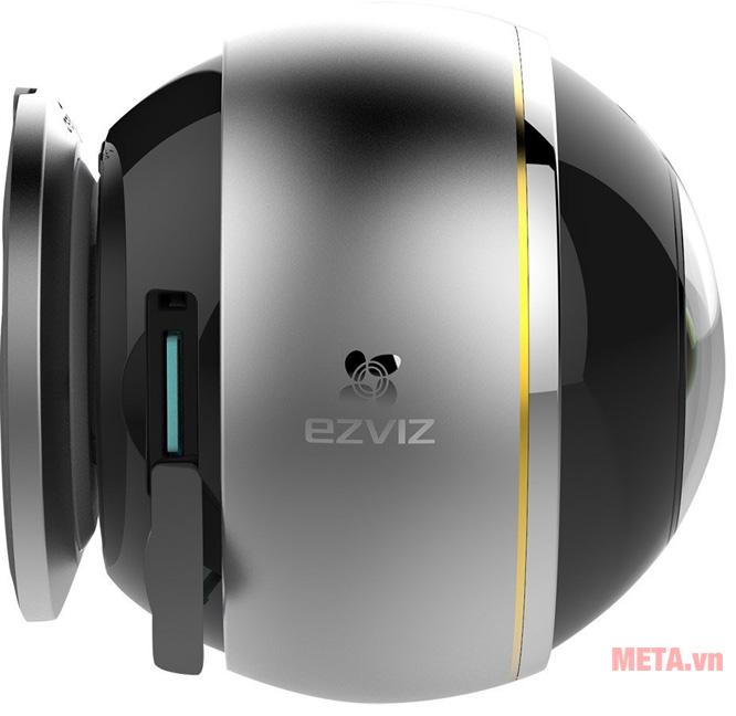 Thiết kế chắc chắn của Camera Ezviz CS-CV346-A0-7A3WFR Mini Pano