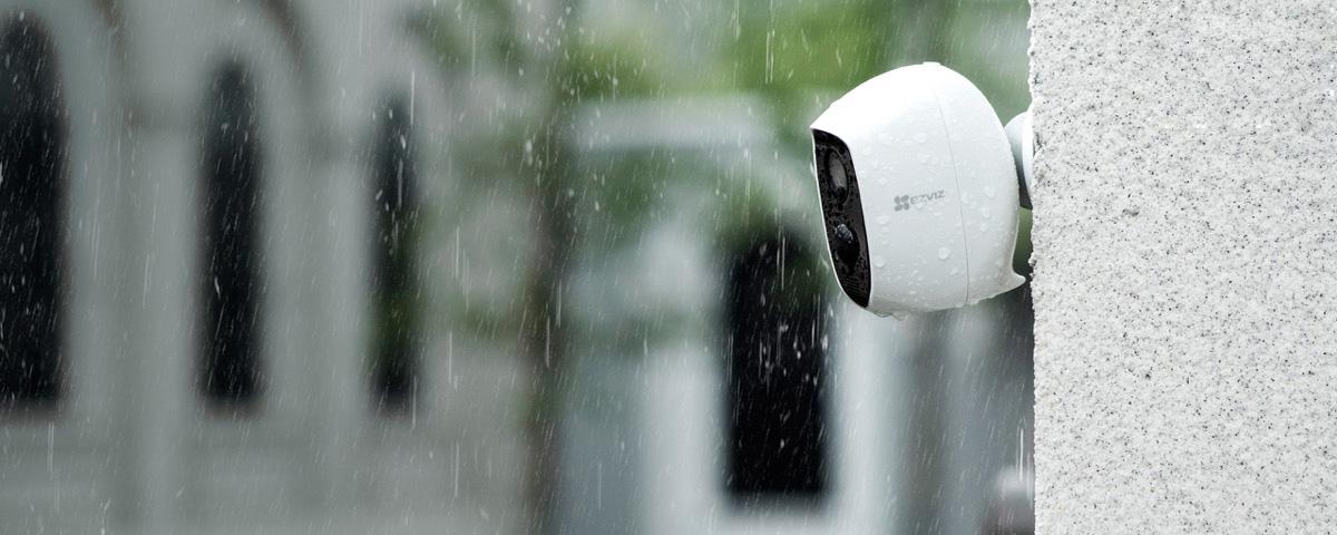 Camera wifi C3A thích hợp trong nhiều điều kiện thời tiết