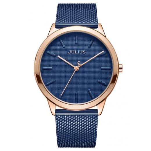 Đồng hồ Julius JA-982 màu xanh