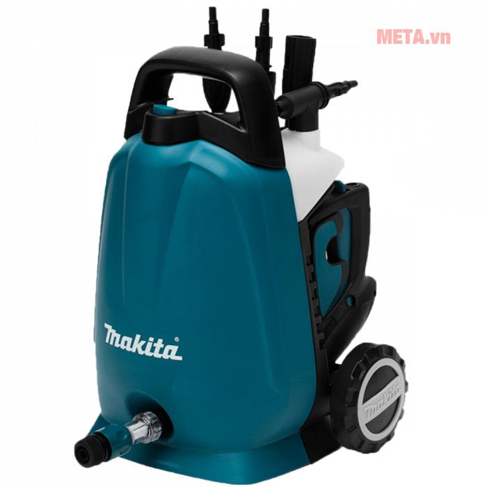 Máy xịt áp lực cao Makita HW102 có màu xanh sang trọng