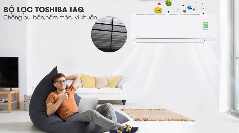 Điều hòa Toshiba