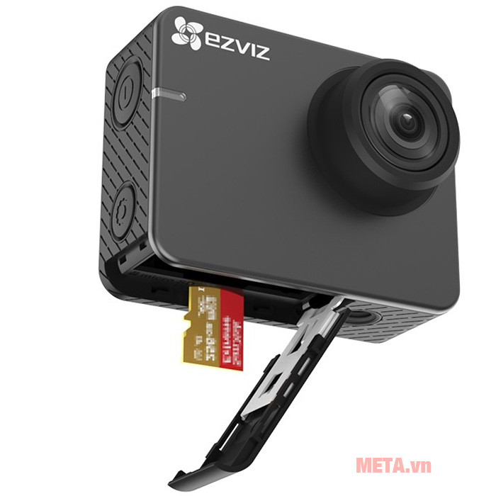 Toàn cảnh camera hành trình Ezviz CS-SP206-C0-68WFBS (S3)