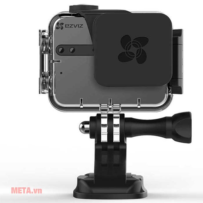 Chân đế camera quan sat Ezviz S3 chắc chắn, lắp trực tiếp trên ô tô, xe máy
