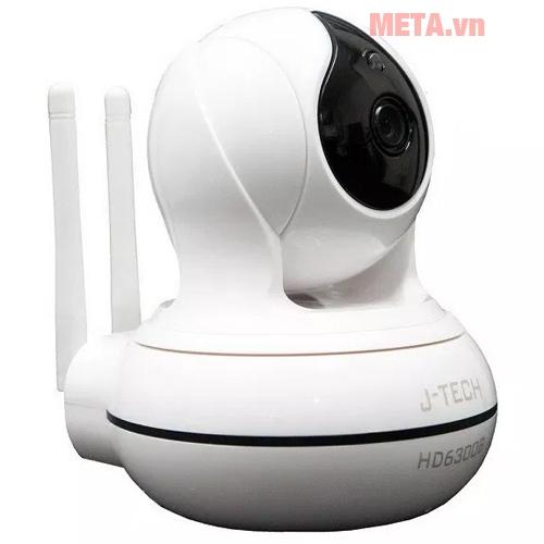 Camera 360 độ J-Tech HD6300B có độ phân giải Full HD 1080p