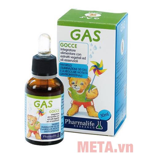 Hỗ trợ tiêu hóa Gas Bimbi 30ml