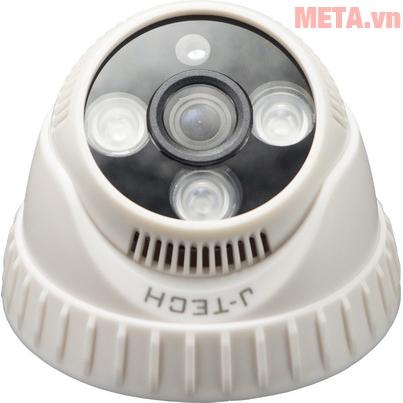 Camera J-Tech HD3206B dạng vòm góc quay rộng