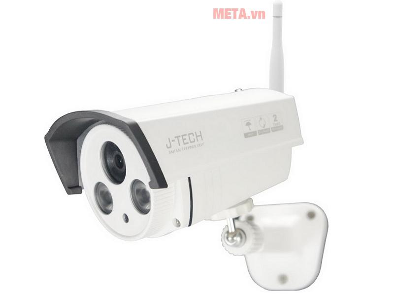 Hình ảnh J-Tech HD5600W3 với thiết kế nhỏ gọn, có thể lắp đặt ngoài trời
