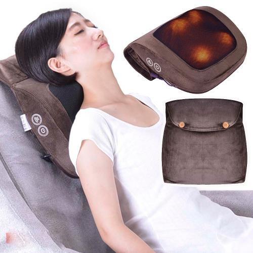 Máy có hai chức năng là massage miết và châm cứu