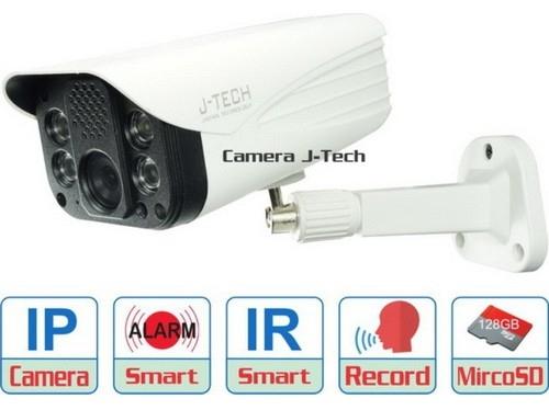 Toàn cảnh camera J-Tech AI8205B