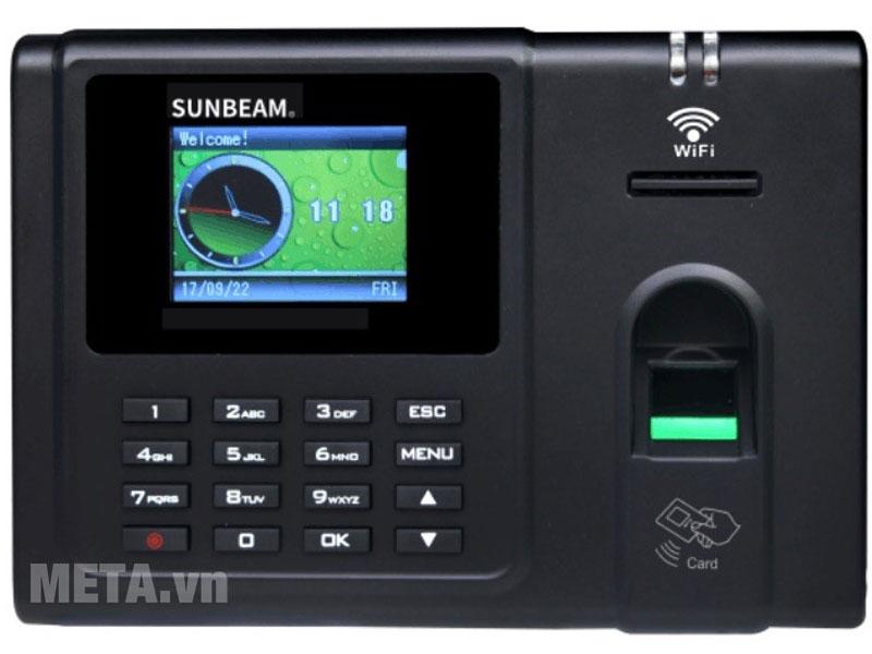 Máy chấm công Sunbeam J366