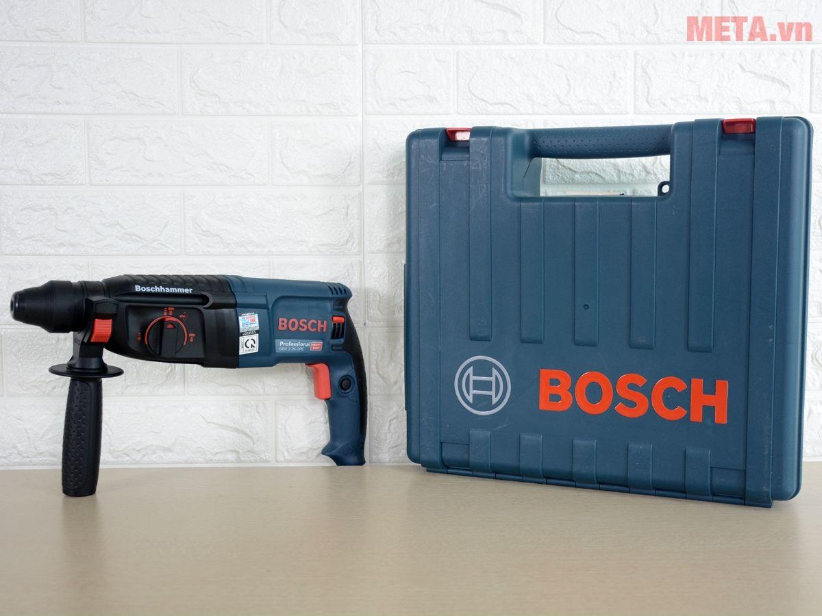 Máy khoan búa Bosch