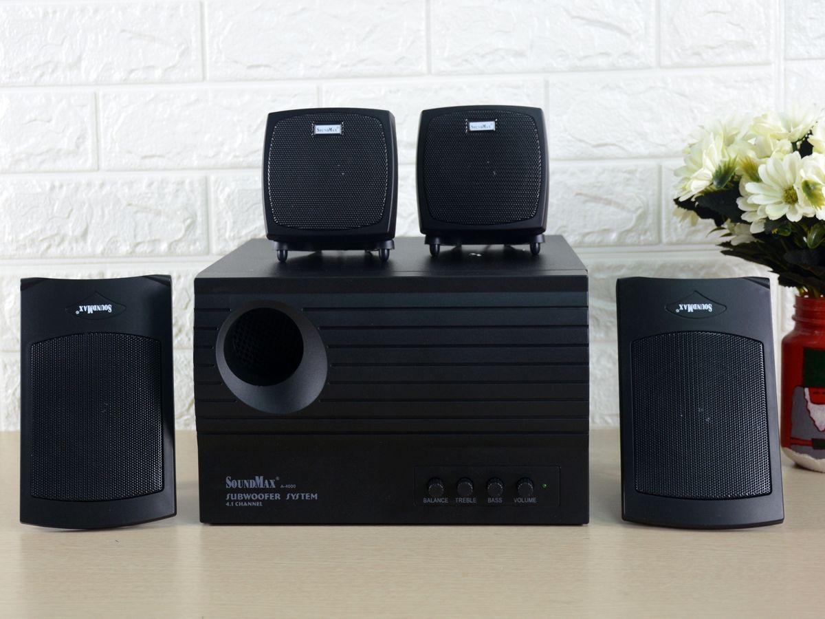 Loa SoundMax A4000 4.1