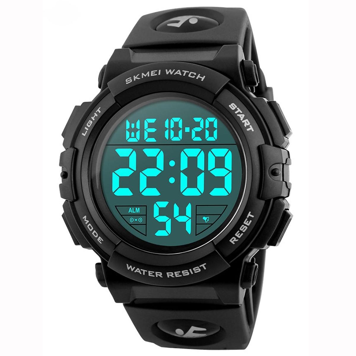 Đồng hồ đeo tay nam thể thao Skmei 1258