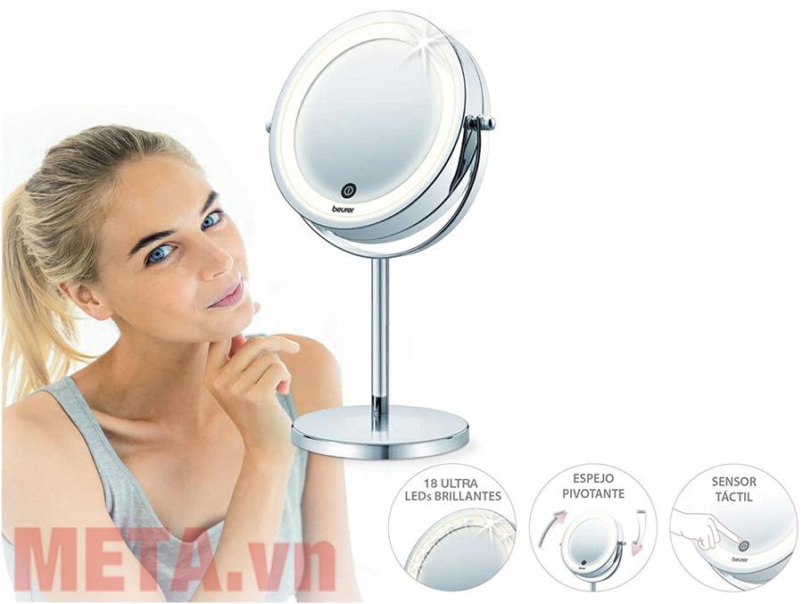 Gương trang điểm Beurer