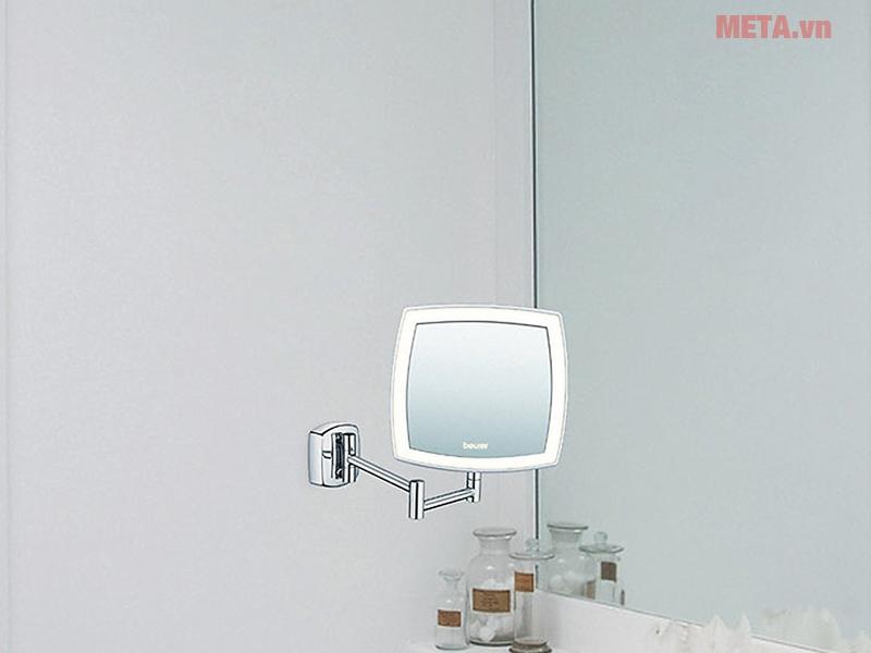 Gương trang điểm đèn LED
