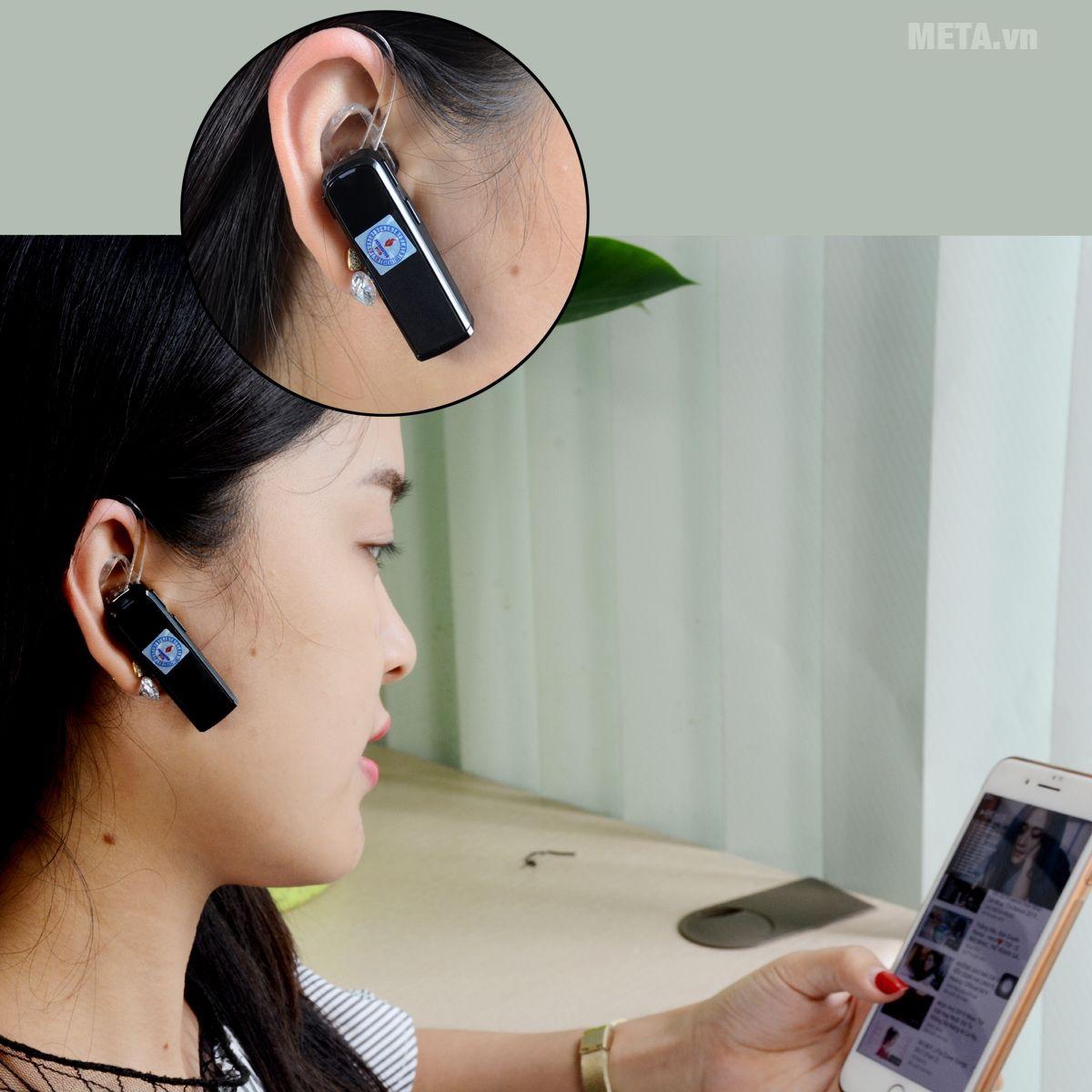 Tai nghe Bluetooth nghe nhạc, đàm thoại