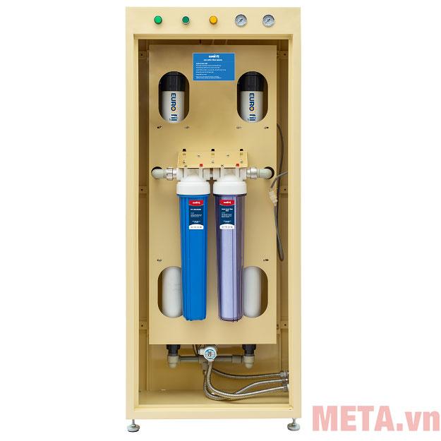 Hệ thống lọc nước tổng Sơn Hà