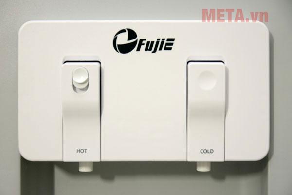 Cây nước nóng lạnh có khóa vòi nóng