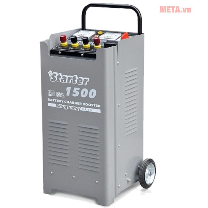 Máy nạp ắc quy và khởi động đề Shuguang JQST-1500