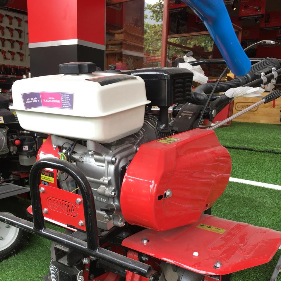 máy xới đất nông nghiệp