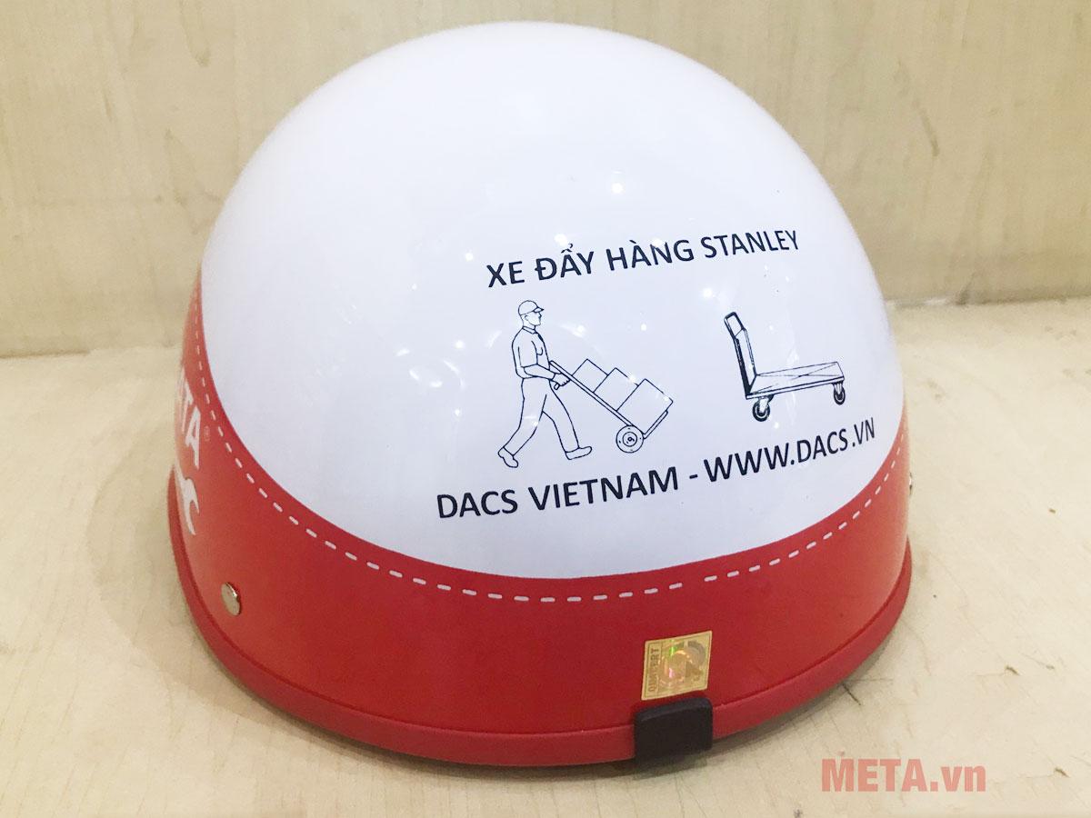Mũ bảo hiểm Sata