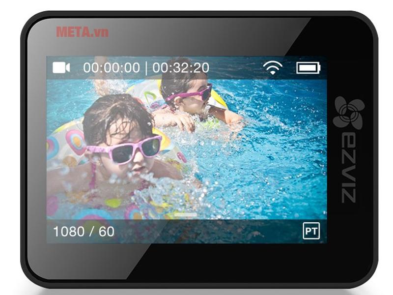 Màn hình cảm ứng HD, dễ dàng kết nối và trích xuất hình ảnh