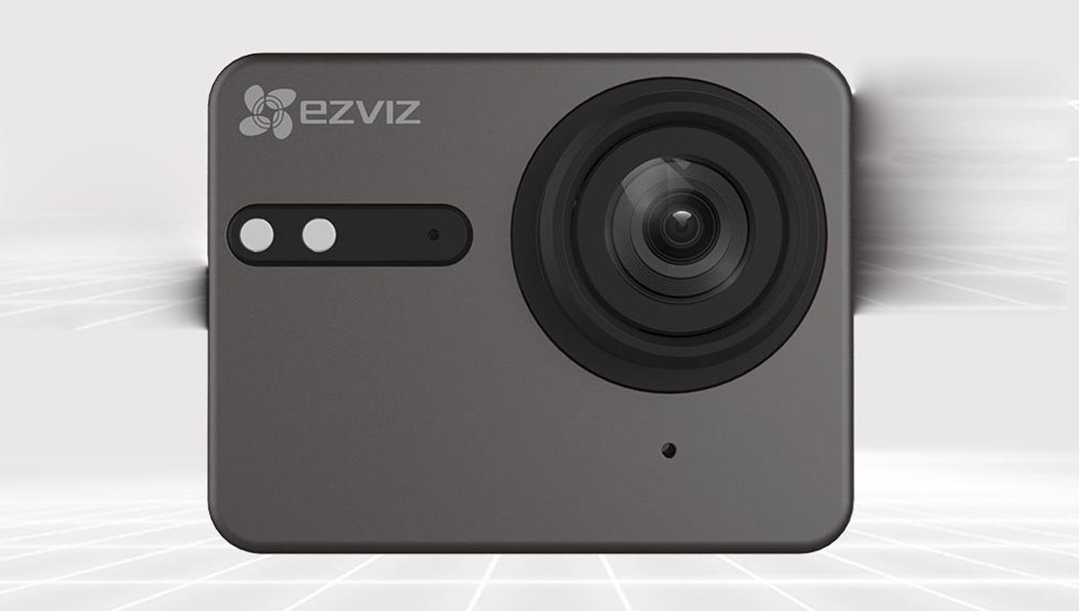 Camera hành trình Ezviz S6 4K