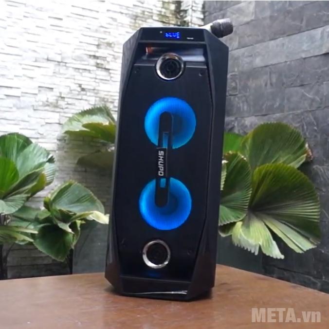 Loa kéo di động Shupo N2201 karaoke