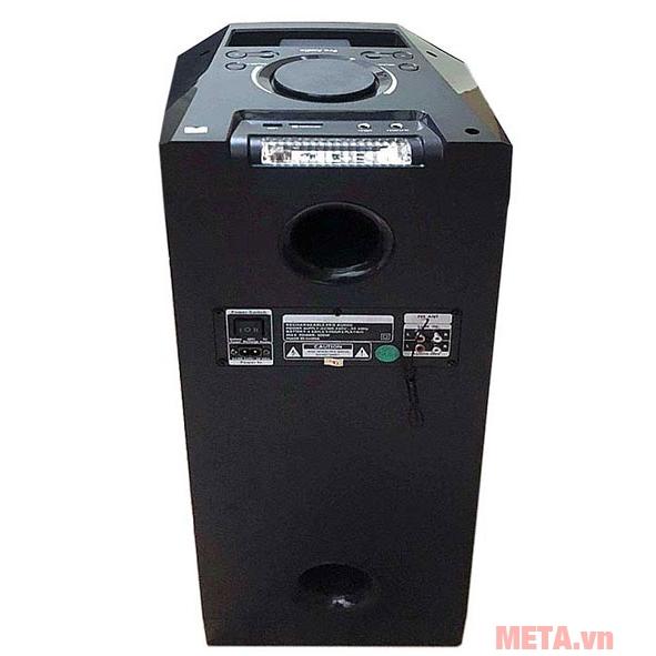 Loa kéo di động Shupo N2201 cho thời gian phát nhạc 3 - 5 tiếng