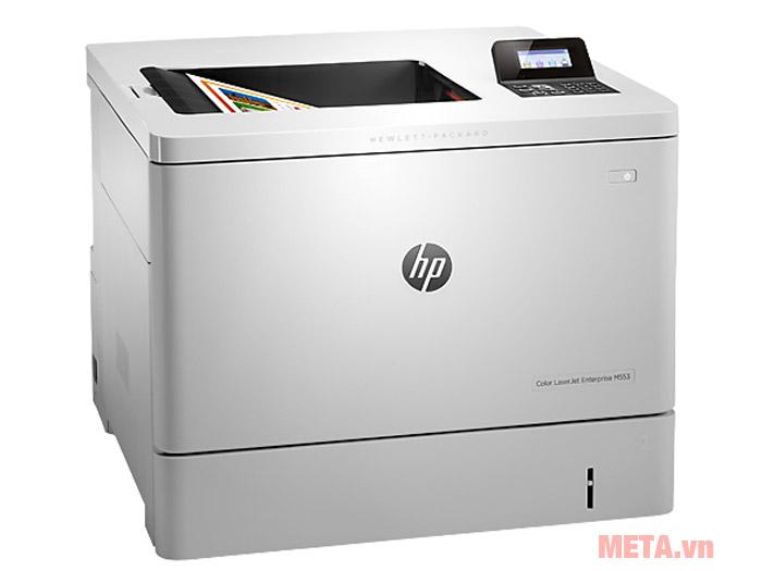 Máy in HP M553DN