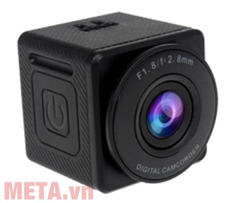 Camera hành trình có ống kính góc rộng 170 độ
