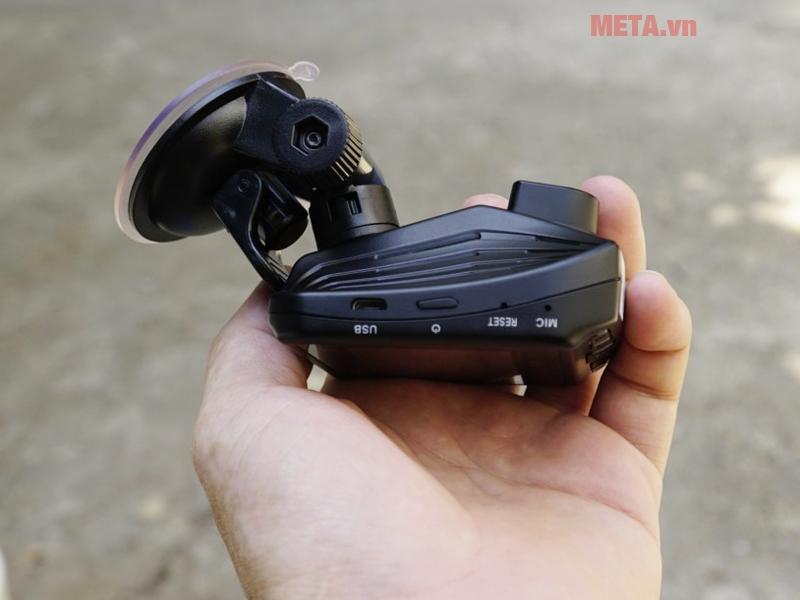 Camera Vietmap C62 nhỏ gọn, dễ sử dụng, dễ lắp đặt