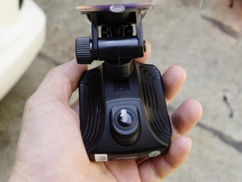 Chất liệu camera Vietmap C62 là nhựa không vỡ, độ bền cao