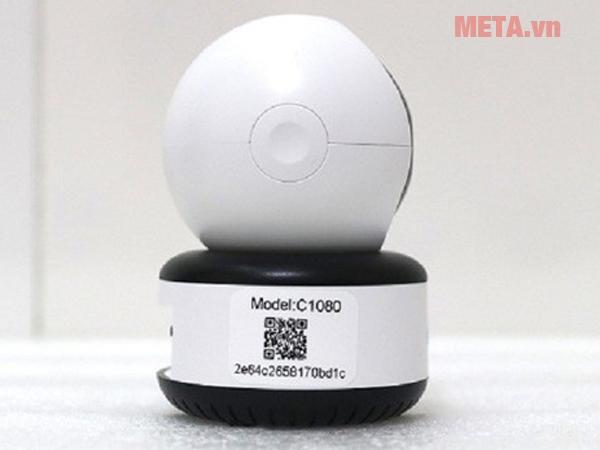 Camera Vitacam C1080 hỗ trợ loa và micro nghe gọi dễ dàng