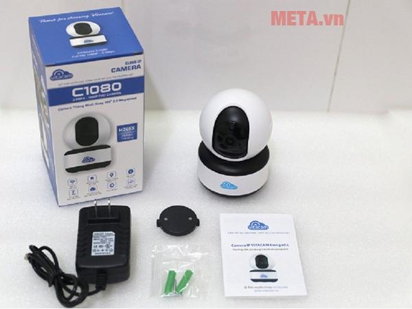 Bộ phụ kiện Camera Vitacam C1080