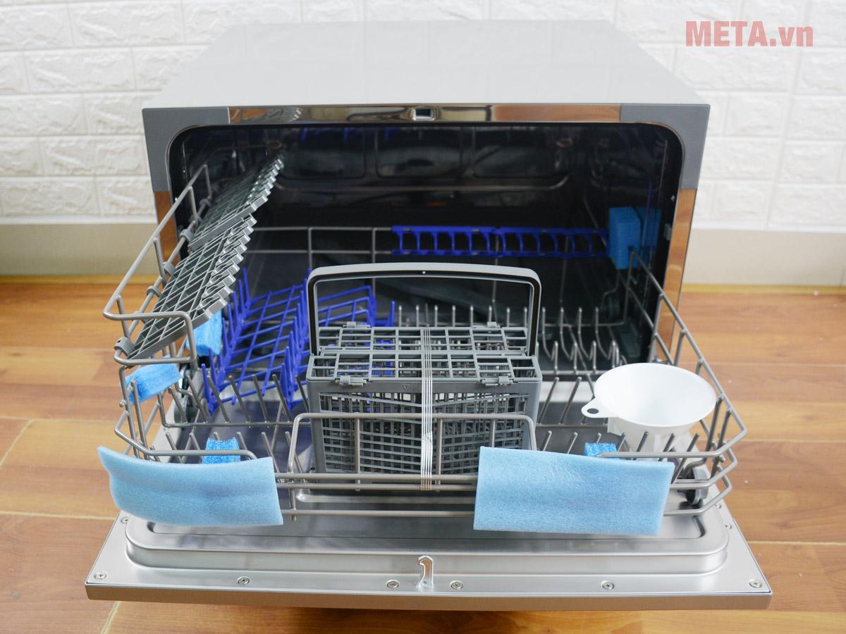 Máy rửa chén nước nóng