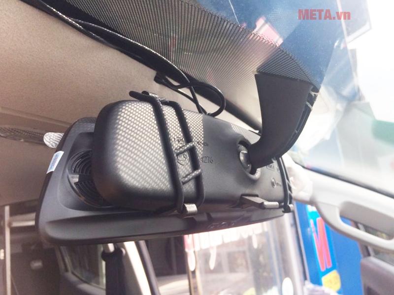 Camera hành trình Vietmap G79 kiêm màn hình gương chiếu hậu