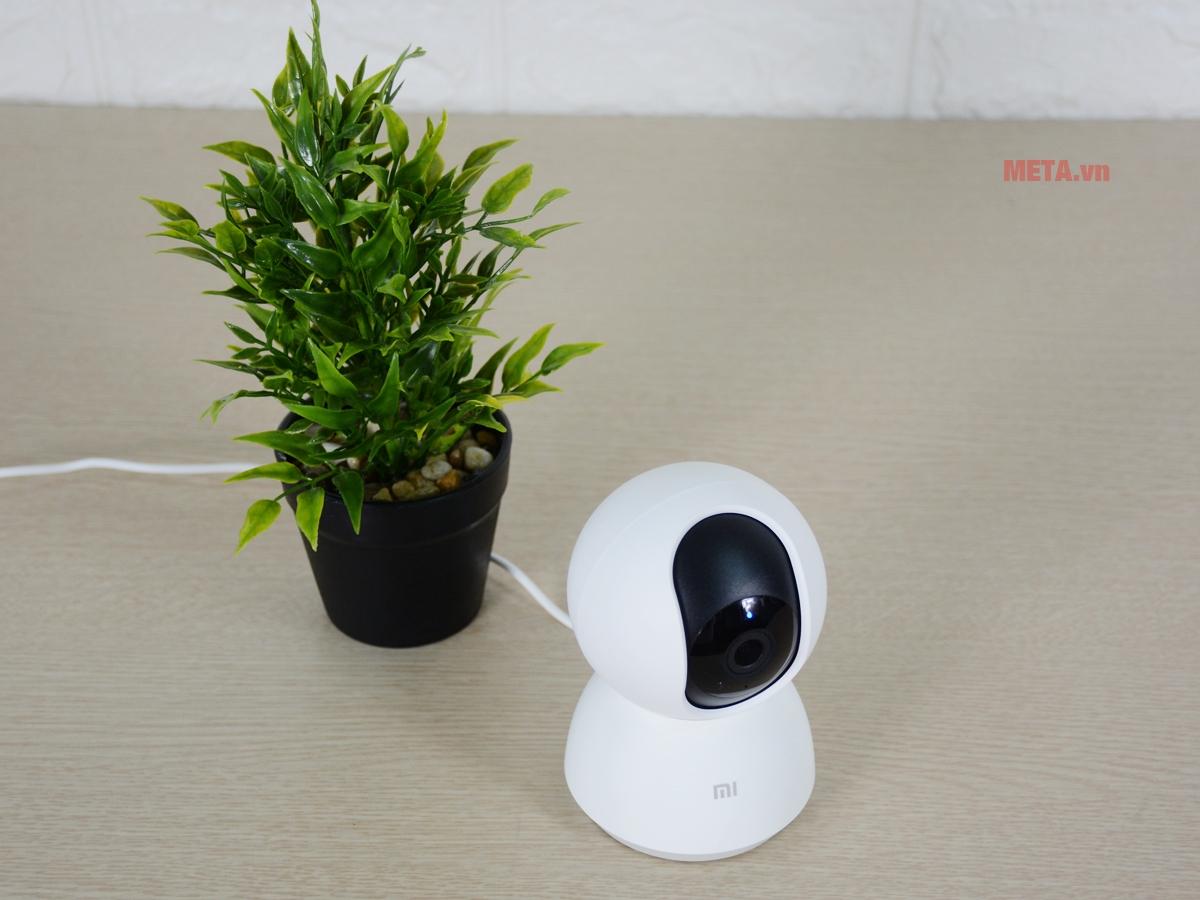 Hình ảnh thật của camera wifi Xiaomi Mi Home Security 360 độ