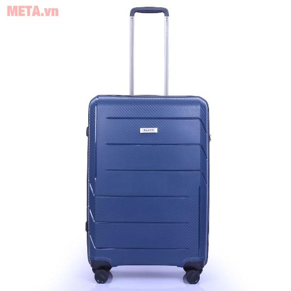 Vali màu xanh navy