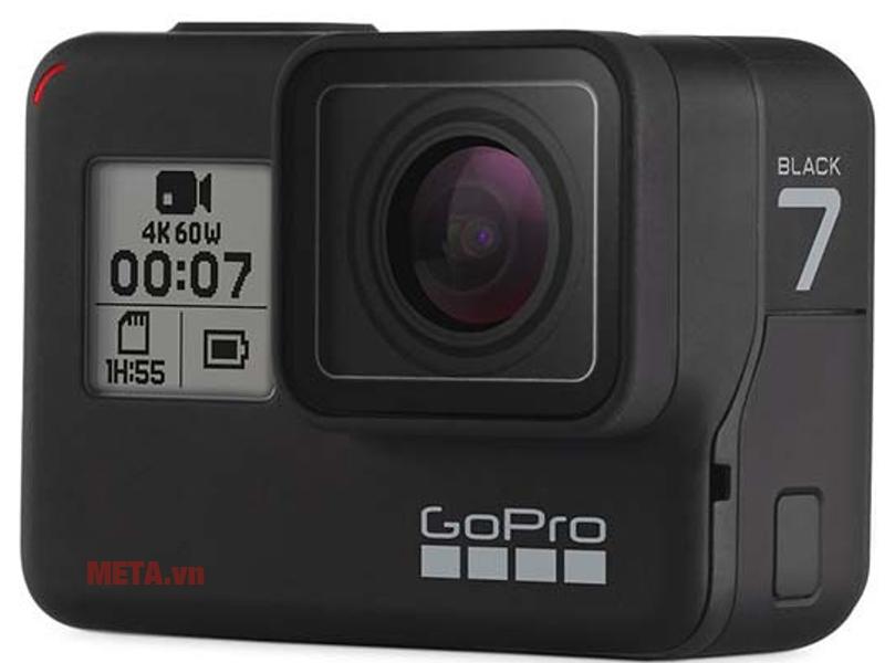 Tính năng Protune của GoPro Hero 7 cho phép điều chỉnh màu sắc và hình ảnh