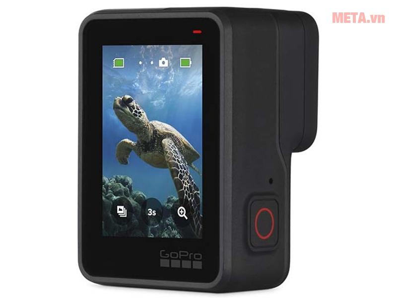 Màn hình camera GoPro Hero 7 có độ lớn 2 inch