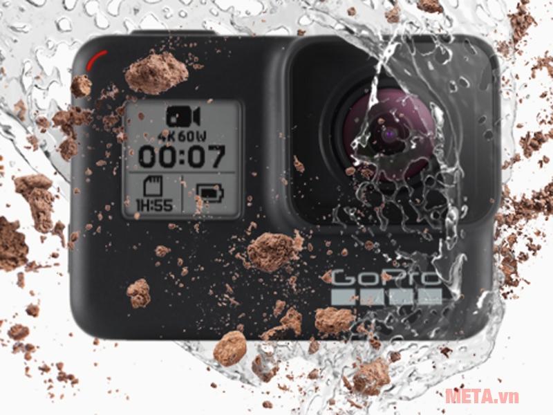 Camera GoPro Hero 7 có tính năng chống nước