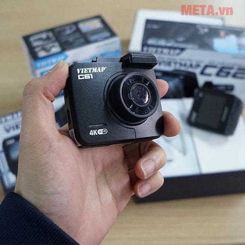 Thiết kế camera Vietmap nhỏ gọn, dễ dàng lắp đặt