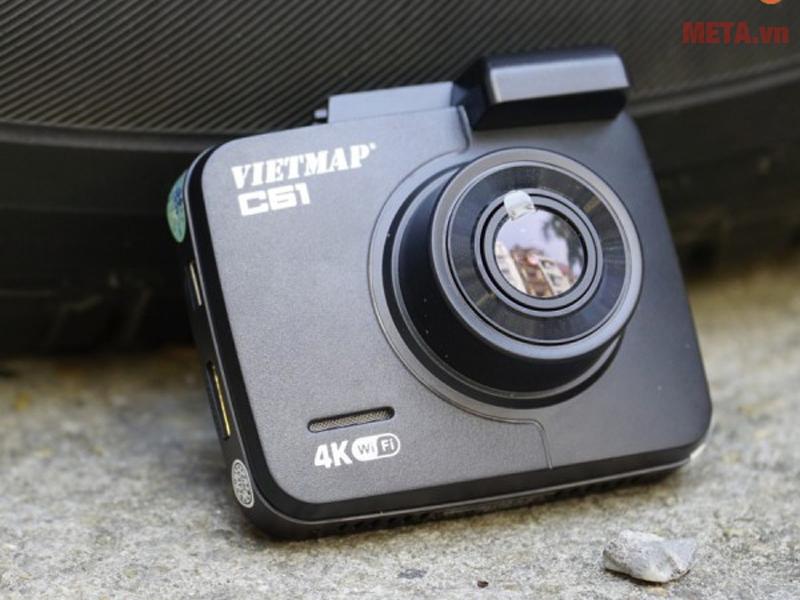 Hình ảnh thực tế của camera hành trình Vietmap C61