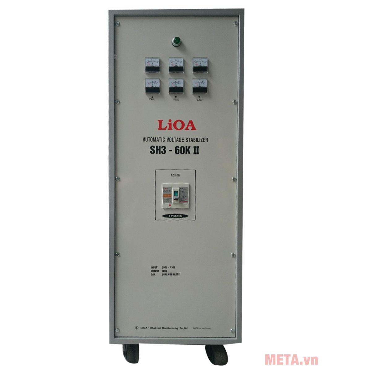 Lioa 60KVA SH3 60K