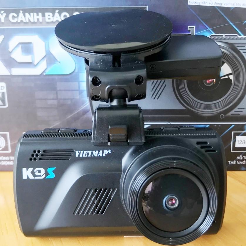 Camera Vietmap K9S có tính năng cảm biến ma trận, lấy nét biển số cực chuẩn