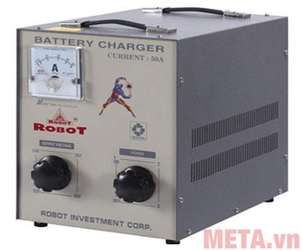 Máy sạc ắc quy Robot BMC 50A