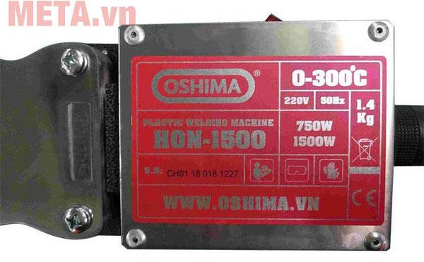 Oshima HON 1500