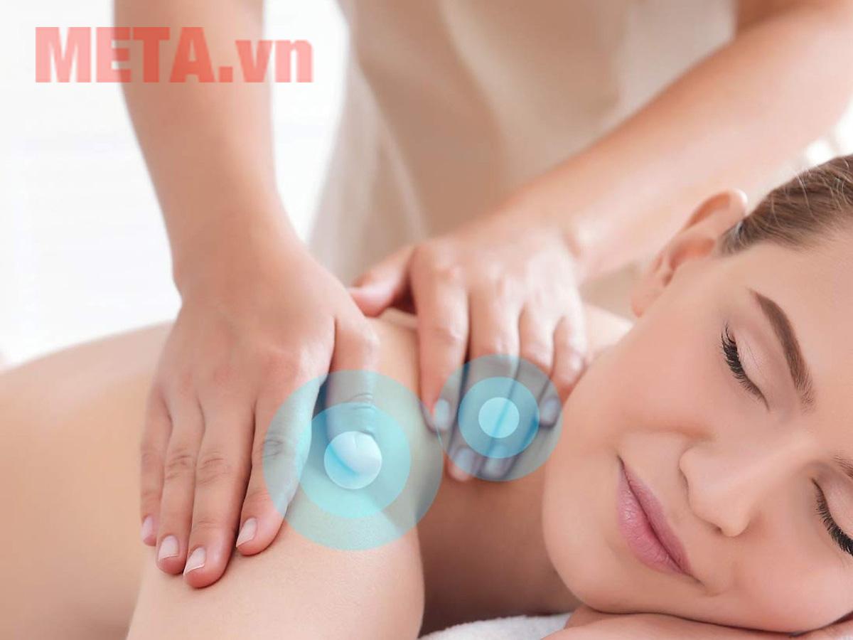 đai massage